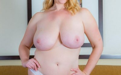 ugly british chick with hammer tits flashing at free will