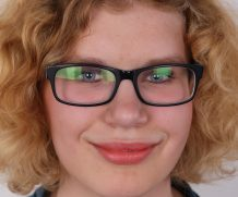 ugly czech girl with glasses will make you horny when shes posing nude